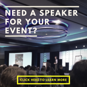 Book A Motivational Keynote Speaker
